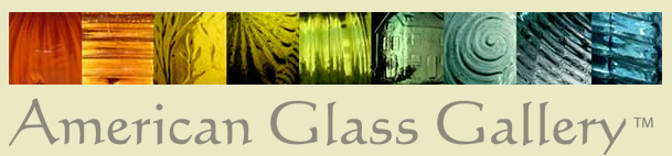 American Glass Gallery logo