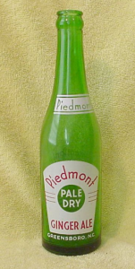 Piedmont Bottling Company, Pale Dry Ginger Ale