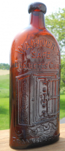 Warner's bottle